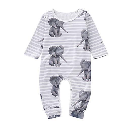 Elephant Infant Diapers - 5