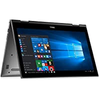 AZ Dell Inspiron Convertible 2-IN-1 Core i7-8550U 12GB DDR4, 512GB SSD 15.6 FHD Touchscreen Windows 10, GRAY Laptop
