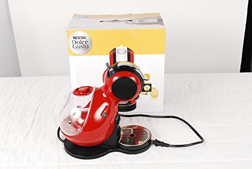 Red body Nescafe Dolce Gusto MD9741-RD by Nesurenihon