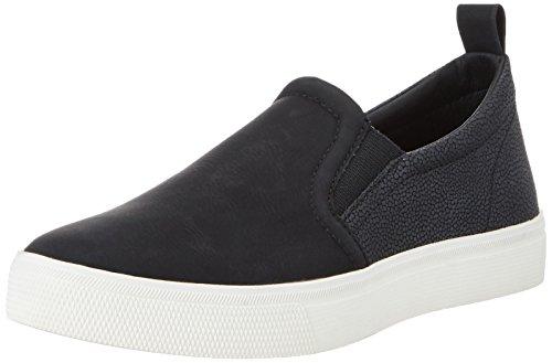 Esprit Damen Semmy Slip On Sneakers Schwarz (nero 001)