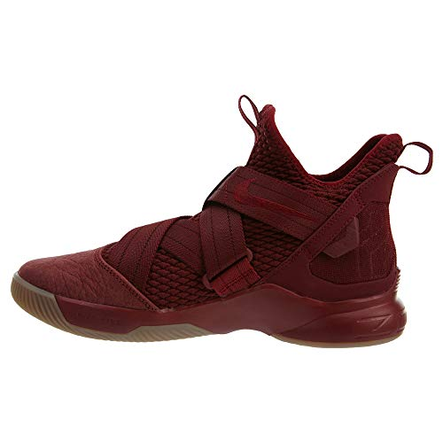 Red Basketball NIKE Soldier Lebron Shoes Team Red XII Men's Team Zoom qqvpB
