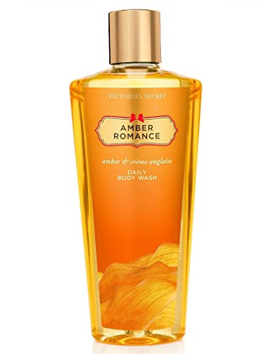 Victorias Secret Amber Romance Daily Body Wash 4.2 Fl - Romance Gel