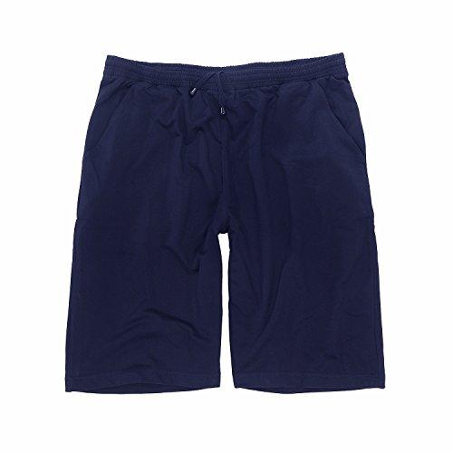oscuro Jogging tama azul Apos y corto Adamo o D Athens pantalones en grande Bdcq7Pfw