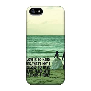 Series Skin Case Cover For Iphone 5/5s(true Love)