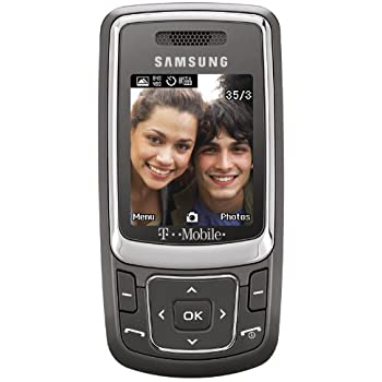 Samsung t239 Prepaid Phone, Charcoal (T-Mobile)