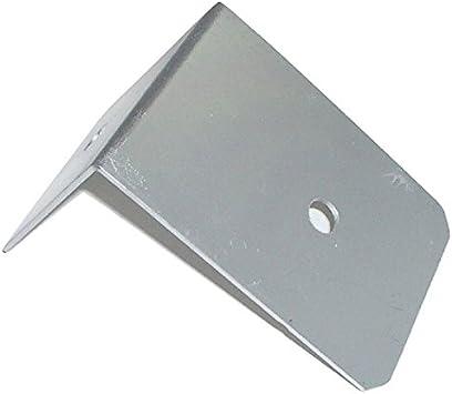 Workman B312 pastilla camión caja de herramientas en ángulo recto soporte de antena