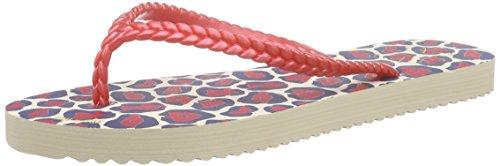 flip*flop Slim Leo - Sandalias de dedo Mujer Varios Colores - Mehrfarbig (858)