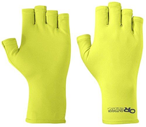 Outdoor Research Protector Sun Gloves, Lemongrass, Medium