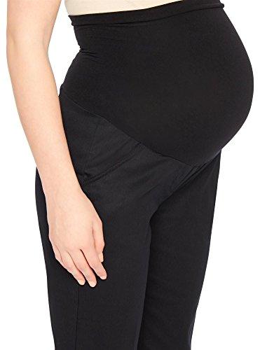 Motherhood Secret Fit Belly Stretch Twill Boot Maternity Pants by Motherhood Maternity (Image #3)