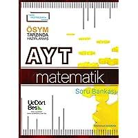 ÜçDörtBeş AYT Matematik Soru Bankası Yeni