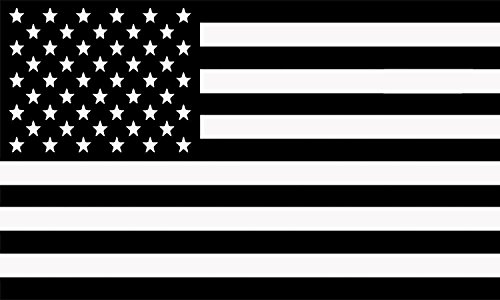 Papapatch USA Flag American US United States of America Wind