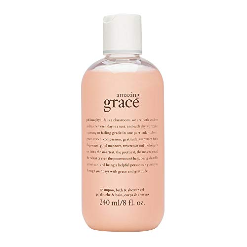 Philosophy Philosophy Amazing Grace Shampoo, Bath & Shower Gel, 8.0 Oz ()