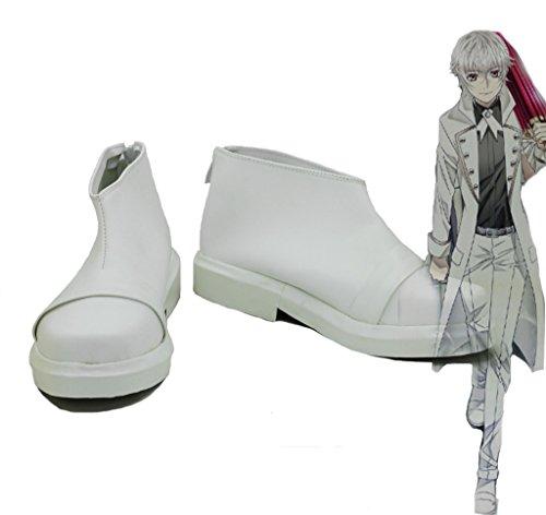 K Return Of Kings Anime Isana Yashiro Scarpe Cosplay Stivali Su Misura
