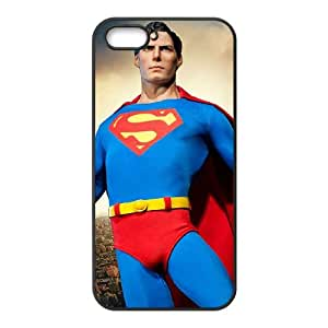 Superman iPhone 4 4s Cell Phone Case Black Lhpip