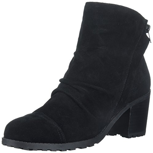 Suede Black Boot Ankle Province Aerosoles WoMen qHXBWwXZ