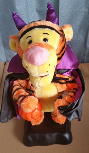 Tigger Motion-ettes Animated and Illuminated Halloween Display Figure