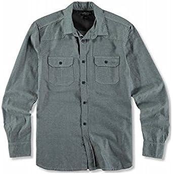 losan - Camisa Manga Larga Sport Gris, XL: Amazon.es: Ropa y ...