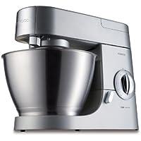 Kenwood KMC570 Robot Chef Premier Inox Satiné + AT950 Hachoir Vis Metal