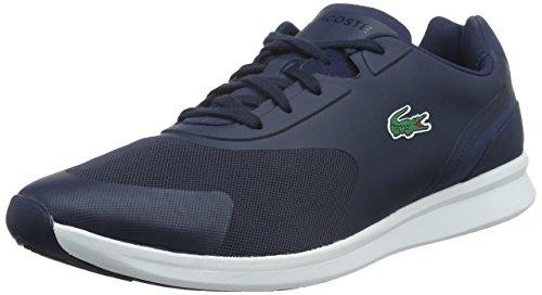 Lacoste Ltr.01 Mens Sneakers Bleu Bleu