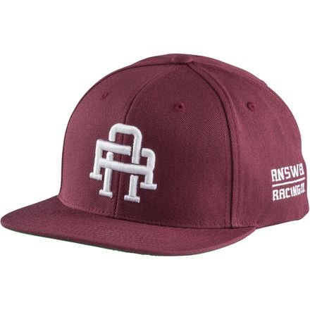 Answer Collegiate Snapback Hat (ONE SIZE)