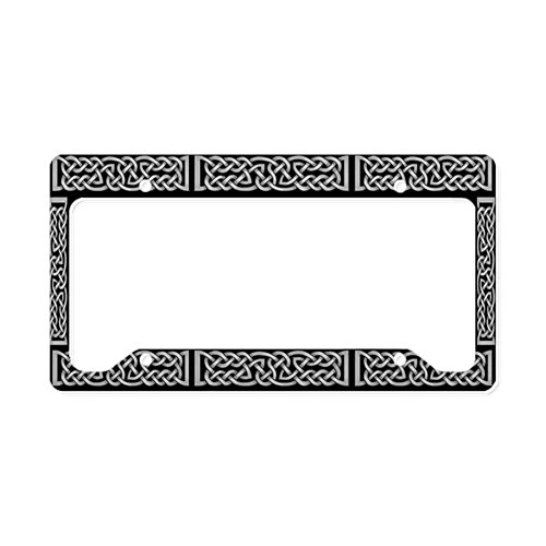 license plate frame celtic knot - 1