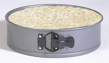 "Baker'S Secret Springform Pan Dw Safe 10"" X 2.75"" Non Stick Gray"