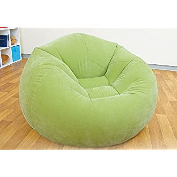 Amazon Com Beanless Bag Chair Inflatable Beanbag Home