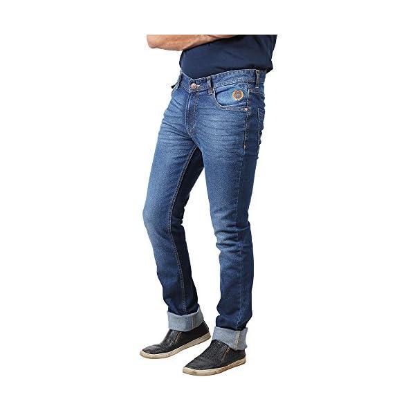 Numero Uno Blue Low Rise Slim Fit (Morice) 2021 August Fit Type: Slim Numero Uno Blue Low Rise Slim Fit (Morice)