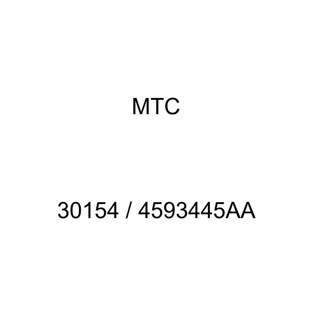 4593445AA Engine Mount MTC 30154 Rear, Domestic models