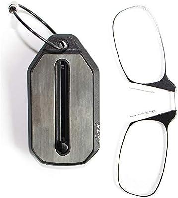 Pinza para la Nariz Gafas de Lectura Grado + 1.00D A + 3.00D ...