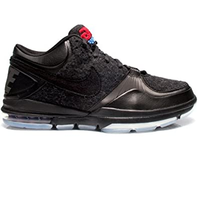 Nike Mens Trainer 1.3 MID Shoes (Black/Black-Mtllc Silver (EA)