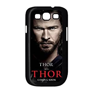 Samsung Galaxy S3 9300 Cell Phone Case Black Thor Personalized Design Phone Case Cover XPDSUNTR20885