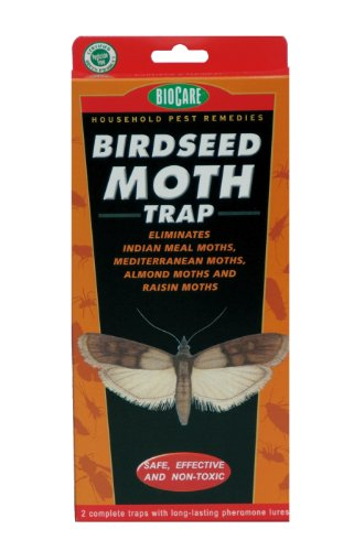 Springstar BioCare Birdseed Moth Traps S204, My Pet Supplies
