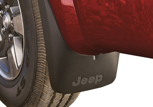 Jeep Liberty Rear Deluxe Molded Splash Guards
