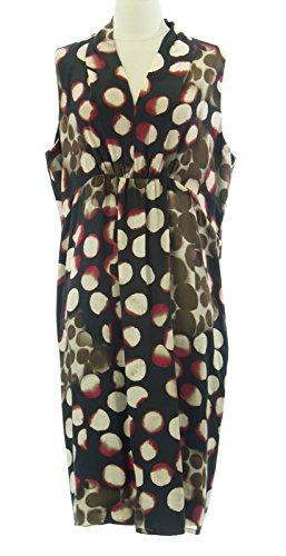marina-rinaldi-by-maxmara-idoneo-multi-color-polka-dot-sleeveless-dress-14w-23