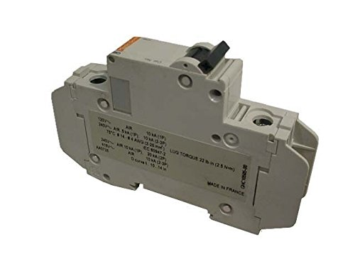 SCHNEIDER ELECTRIC 60106 Miniature Circuit Breaker 120-Vo...