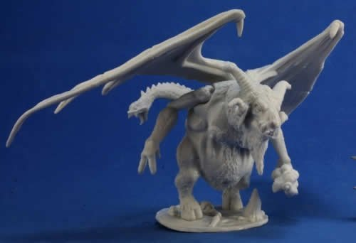 (Reaper Demon Lord of The Undead 77316 Miniatures )
