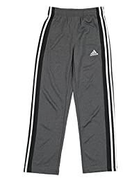 adidas Youth, Big Boys, Climalite 3 Stripe Side Panel Lightweight Pant