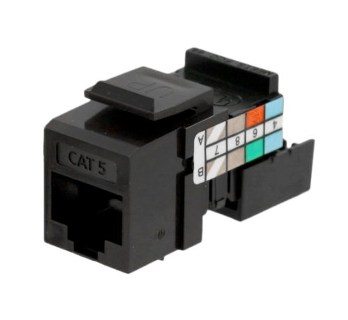 Leviton 41108 RB5 Category QuickPort Connector