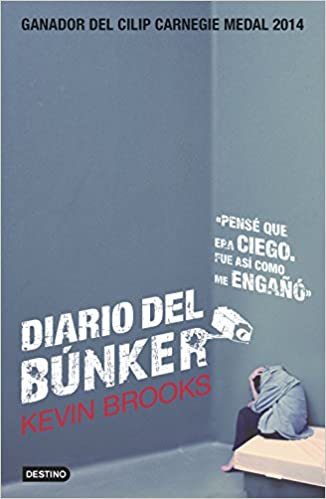 Diario del búnker (Punto de encuentro): Amazon.es: Kevin Brooks, Joan Josep Mussarra Roca: Libros