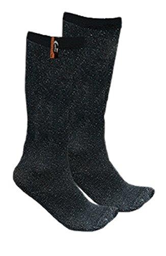 Wsi Sports (WSI HEATR Black Socks Large)