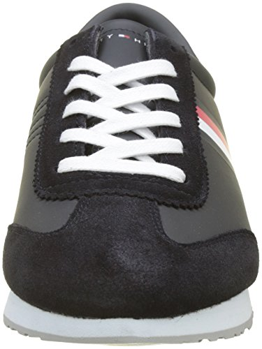 Tommy Hilfiger Men's Core Corporate Low-Top Sneakers Blue (Midnight 403) deals sale online N03AyjP