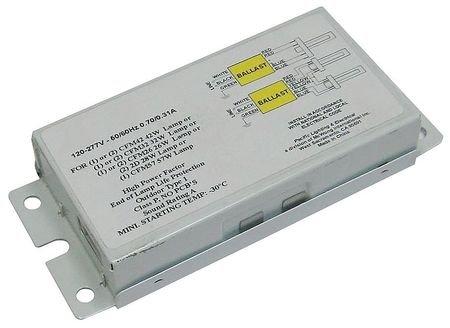 LumaPro 4KGJ7 Ballast, CFL, Electronic, Input Watts 30