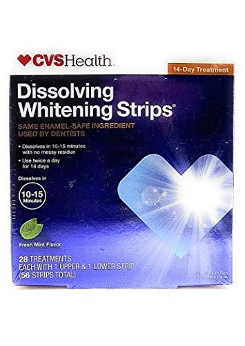 CVS Dissolving Whitening Strips