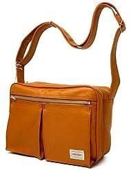 Porter Tanker / Shoulder Bag 08211 Camel / Yoshida Bag