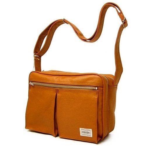 01e6d9210d24 Porter Tanker   Shoulder Bag 08211 Camel   Yoshida Bag - Buy Online in  Oman.