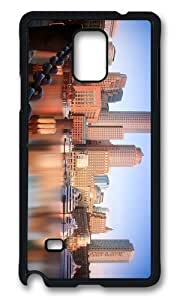 Adorable boston skyline Hard Case Protective Shell Cell Phone Case For iphone 6 plus Cover