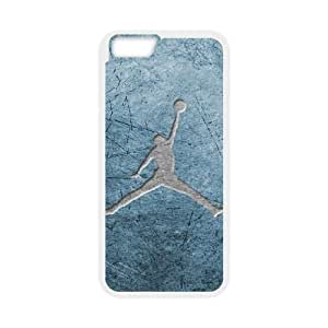 iPhone 6 Plus 5.5 Inch Phone Case White Jordan logo F6530341