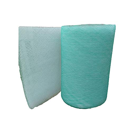 Hiton Paint Booth Exhaust Filter Roll, 24