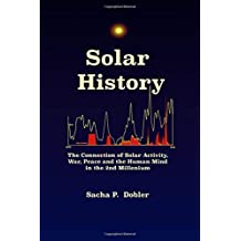 Solar History: The Connection of Solar Activity, War, Peace and the Human Mind in the 2nd Millennium